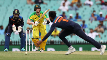 Where do you bowl to Steve Smith when he's in this sort of form?