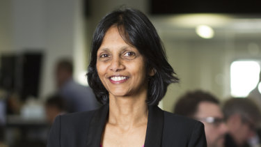 Macquarie Group's Shemara Wikramanayake is one of two women appointed to a chief executive position in Australia in 2019.