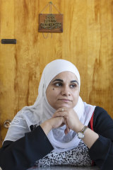 """A teacher ... can't give 100 per cent if they feel broken, battered and oppressed,"" Maha Kassef said."