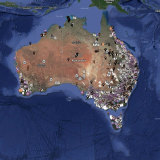 The interactive map by Aussie Farms.