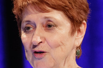 The late Susan Ryan led the campaign that produced the Equal Opportunity Act during the Hawke Government.