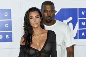 Kimye no more: the famous couple officially called it quits in February this year.