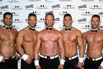 The Chippendales: Still going strong in 2014.