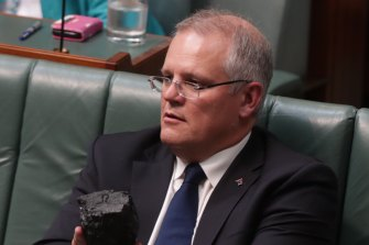 Will Scott Morrison's government stay true to its free market ideals?