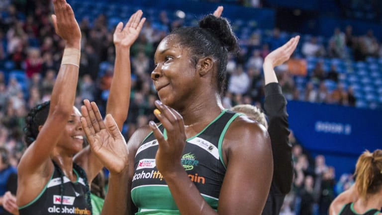 Jhaniele Fowler and West Coast Fever are sure things for the top four.