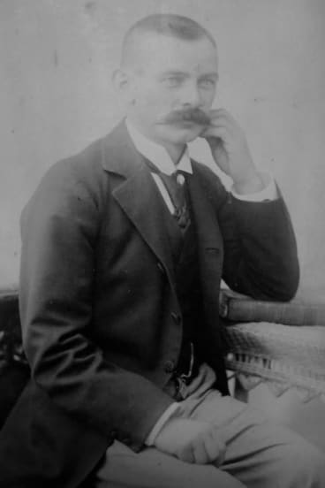 Lord Charles Wallace Lamington, a former resident of Old Government House.