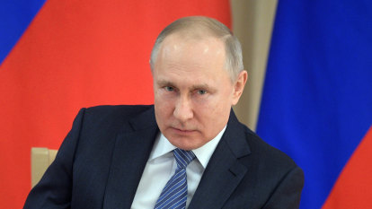 Vladimir Putin 'may be liable for war crimes' in Syria