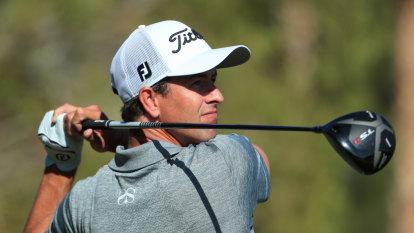 Scott goes on PGA scoring blitz but still trails Na by seven shots
