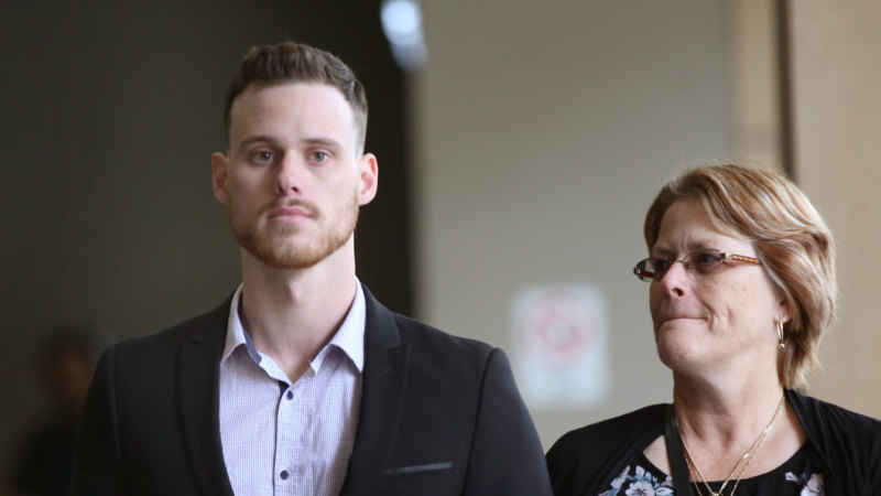 Road-rager in a 'depressive episode' when he bashed woman, court told