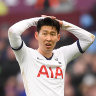 Mourinho doesn't expect Son to return this season
