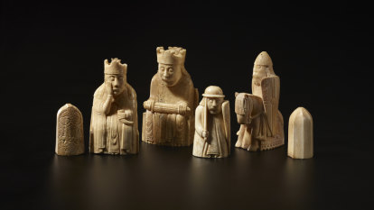 Missing Lewis chessman could fetch $1.8m at auction