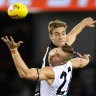 'Thought I was done': McKernan fell out of love in last year at Bombers