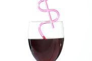 Budget wine.