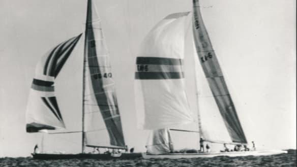 35 years on: Australia II's crew of winning larrikins