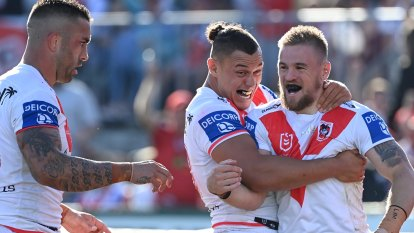 'Right now it feels like 50-50': Dufty's hopes of Dragons deal in balance