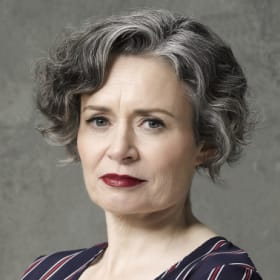 The comedian reflects on her entire history with men in 'Judith Lucy vs. Men', so you don't have to.