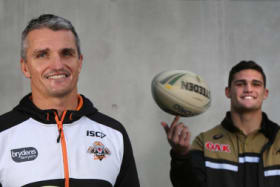 Wests Tigers demand end to coach poaching as Panthers pursue Cleary