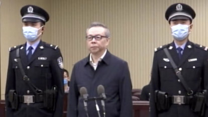 Former bank chief executed in China after bribery conviction