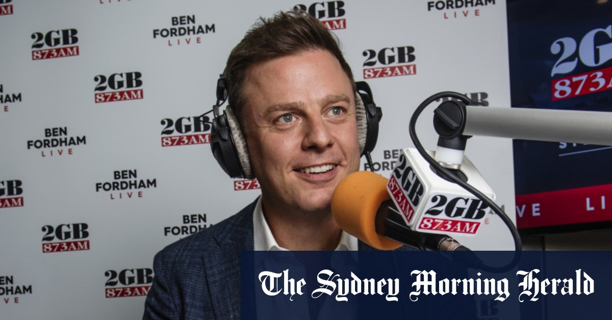 2GB ABC experience ratings surge to historic highs – Sydney Morning Herald