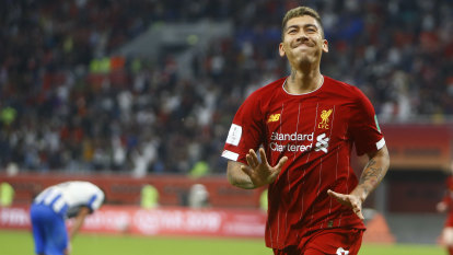 Firmino's strike sends Liverpool into Club World Cup final