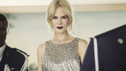 'I want to keep finding demanding roles': Nicole Kidman's renaissance