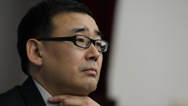 Yang Hengjun has been detained since January.
