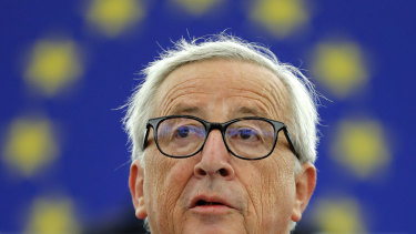 European Commission President Jean-Claude Juncker said the chances of Britain and the EU striking a Brexit deal are rising.