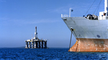 BHP is growing its oil portfolio in the Gulf of Mexico but looking to streamline in Australia.