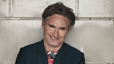 Comedian Dave Hughes has found skipping gives him the focus he is missing from having no stand-up gigs.