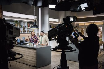 The Cook Up will feature 200 episodes, filmed in a set kitchen in Artarmon.