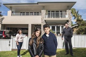 Sania and Vaughan Saady went through a collaborative divorce process.