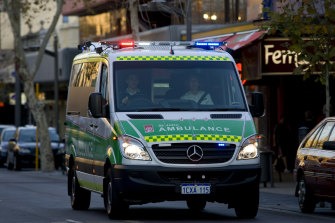Ambulance ramping hours were up for May.