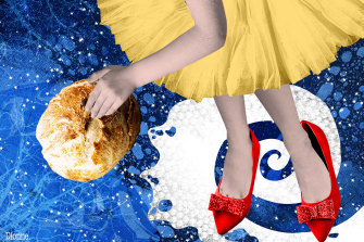 The fairytale I remember most vividly from childhood—or at least I thought I did—is The Girl Who Trod on the Loaf.