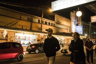 The Enmore Theatre which is the focus of new laws to set up entertainment precincts in the Inner West.