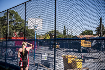 Community netball associations are angry at the state government.