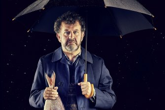 Theatre Works' <i>When the Rain Stops Falling</i>, featuring Francis Greenslade.
