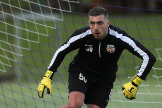 Untested 23-year-old Daniel Margush is set to get his chance to prove he is an A-League-standard goalkeeper.