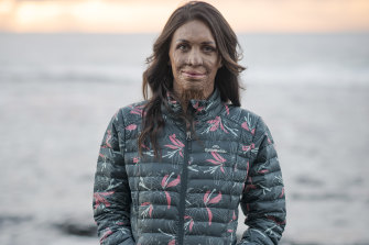 """Turia Pitt: """"I was suddenly overwhelmed by feelings of love and gratitude for you."""""""