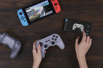 Retro-inspired pads like the 8bitdo SN30 Pro 2 can bridge the gap between old and new systems.