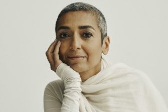 """Zainab Salbi: """"My loyalty to Earth is much bigger than my love of fashion."""""""