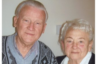 When Maria moved to a nursing home, Bruno visited her every day at 3.45pm for over three years.