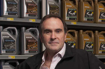 Slower growing: Bapcor boss Darryl Abotomey expects sales to eventually rebound.