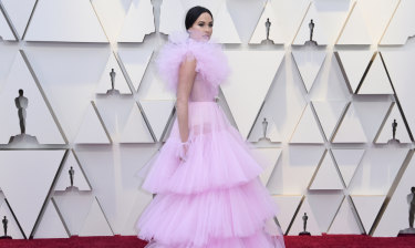 Kacey Musgraves at the Oscars.