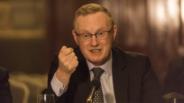 RBA governor Philip Lowe said the Morrison government needs to increase infrastructure spending.