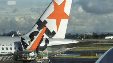 Jetstar says it will have more flights in the air in March than it did before COVID-19.