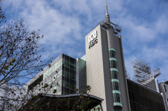 The ABC has lost more than 700 staff to redundancies in the past five years.