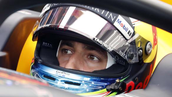 Red Bull turns on F1 ace Ricciardo