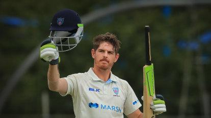 Hughes and Farrell claim NSW cricket's major awards