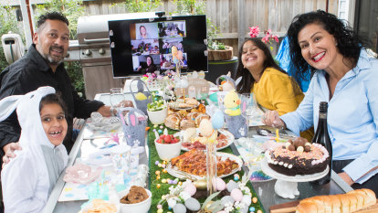 Clever ways to celebrate Easter with your loved ones, even from afar