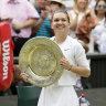 'I have no words': Halep craves more after stunning Wimbledon triumph